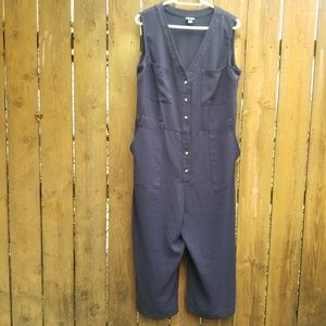 A new day XL navy blue jumpsuit